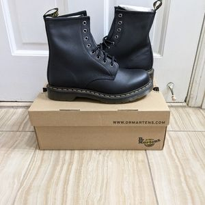 Dr. Martens Black Leather 1460 Boots